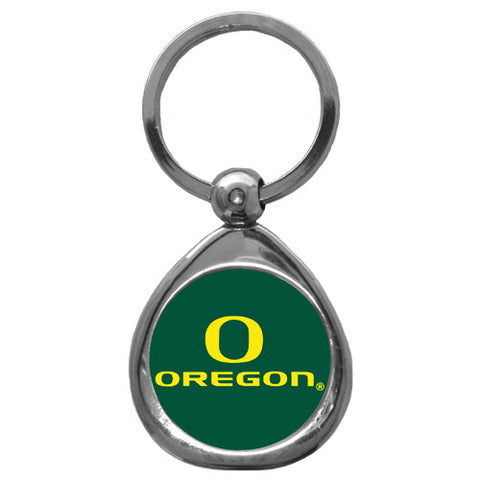 Oregon Ducks Chrome Key Chain