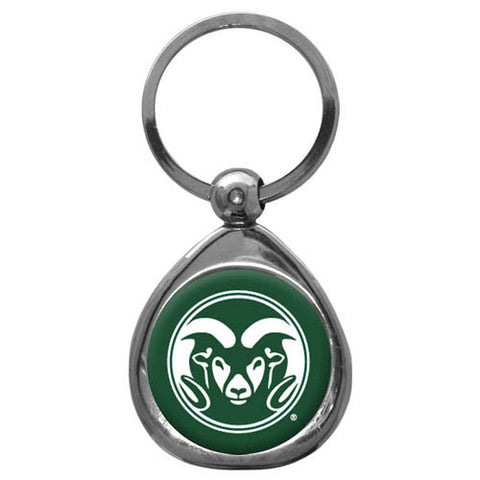 Colorado St. Rams Chrome Key Chain