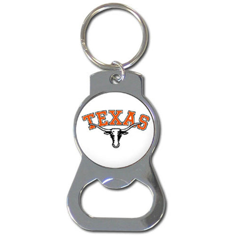 Texas Longhorns Bottle Opener Key Chain