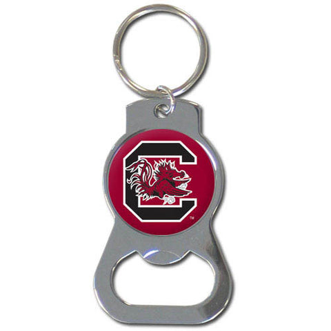 S. Carolina Gamecocks Bottle Opener Key Chain
