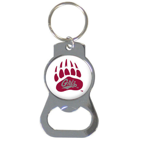 Montana Grizzlies Bottle Opener Key Chain