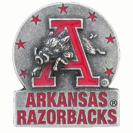 Arkansas Razorbacks Lapel Pin