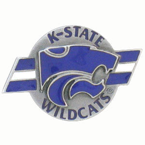 Kansas St. Wildcats Lapel Pin