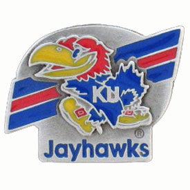 Kansas Jayhawks Lapel Pin