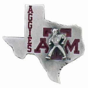 Texas A & M Aggies Lapel Pin