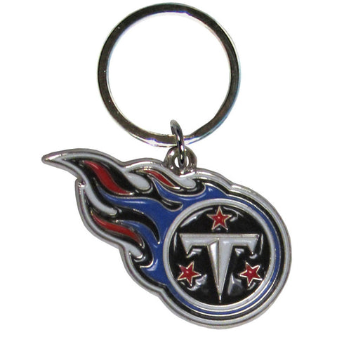 Tennessee Titans Enameled Key Chain