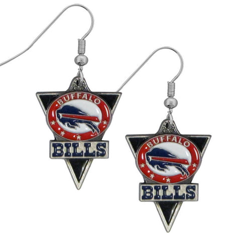 Buffalo Bills Classic Dangle Earrings