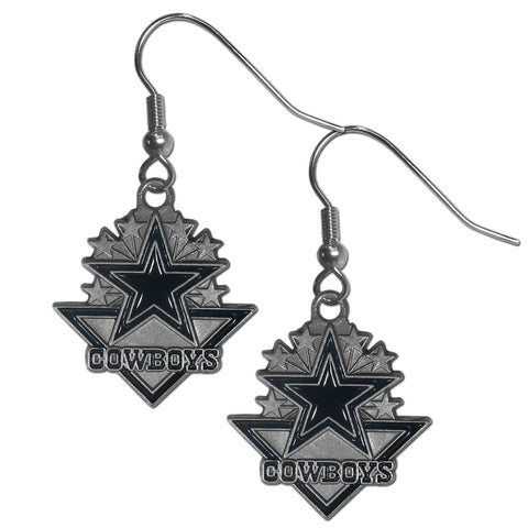 Dallas Cowboys Classic Dangle Earrings