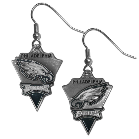 Philadelphia Eagles Classic Dangle Earrings