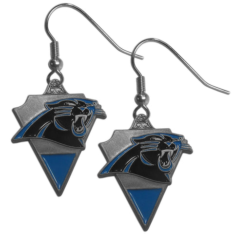 Carolina Panthers Classic Dangle Earrings