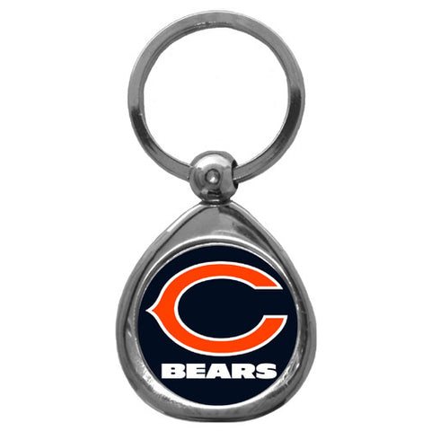 Chicago Bears Chrome Key Chain
