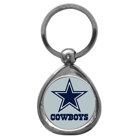 Dallas Cowboys Chrome Key Chain