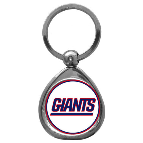 New York Giants Chrome Key Chain