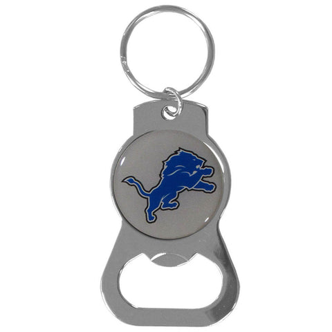 Detroit Lions Bottle Opener Key Chain