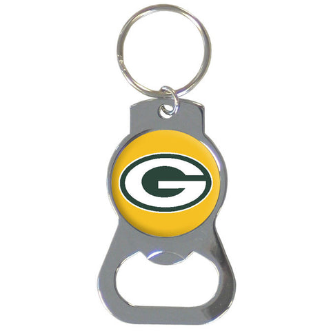 Green Bay Packers Bottle Opener Key Chain