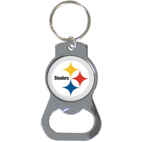Pittsburgh Steelers Bottle Opener Key Chain
