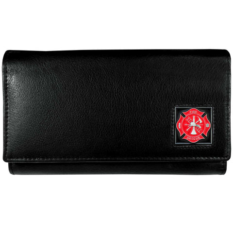 Women's Wallet - Firefighter