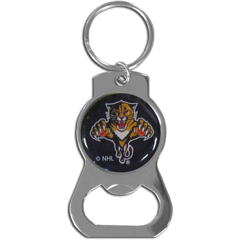 Florida Panthers® Bottle Opener Key Chain