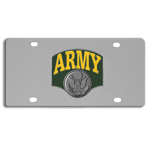 Army Steel Plate