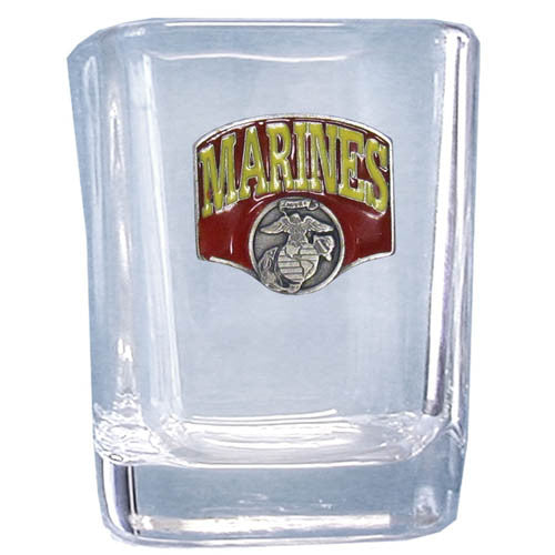Marines Sq. Shot Glass