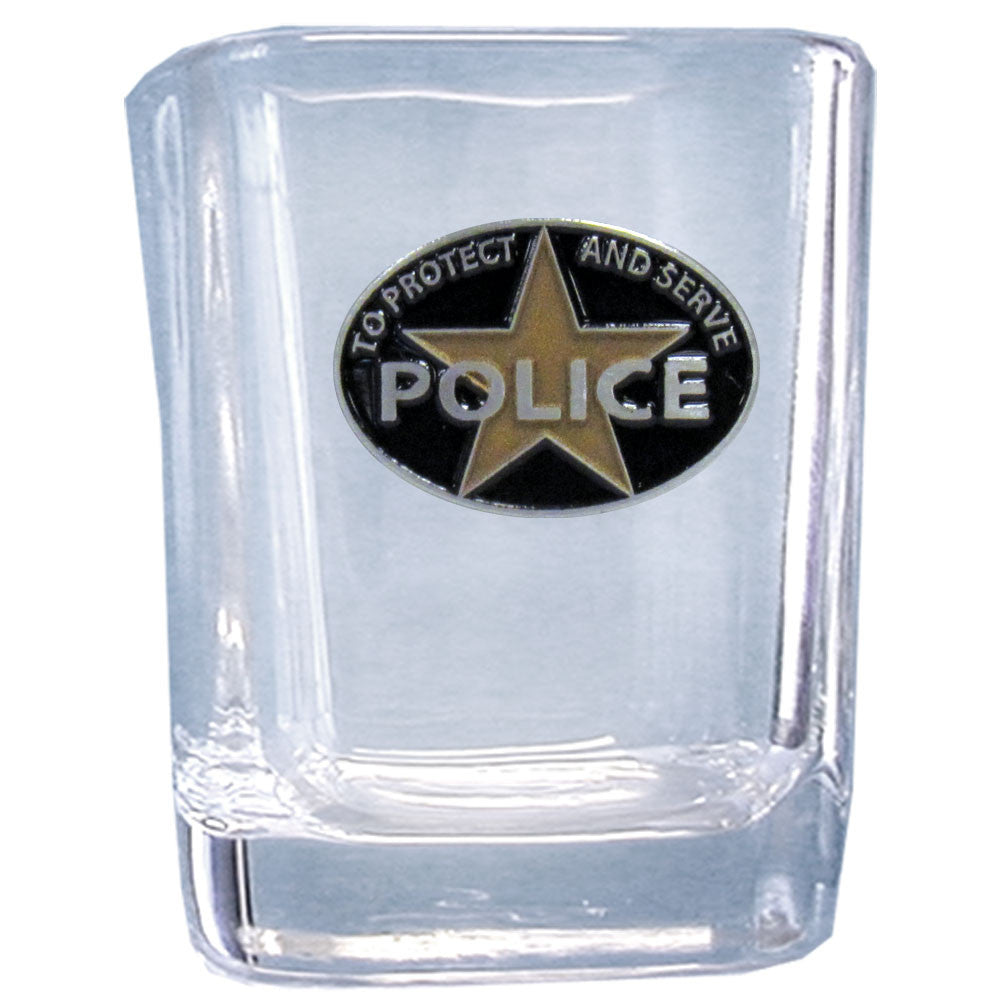 Police Sq. Shot Glass