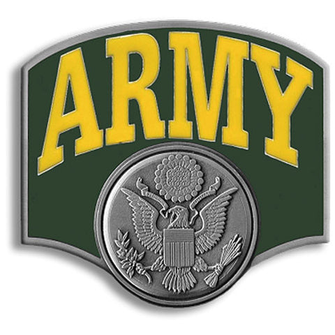 Army Hitch Cover