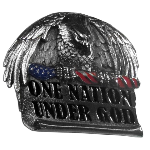 One Nation Hitch Cover