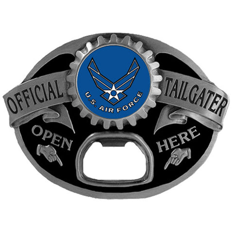 Air Force Tailgater Belt Buckle
