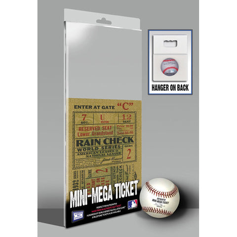 1932 World Series Mini-Mega Ticket - New York Yankees
