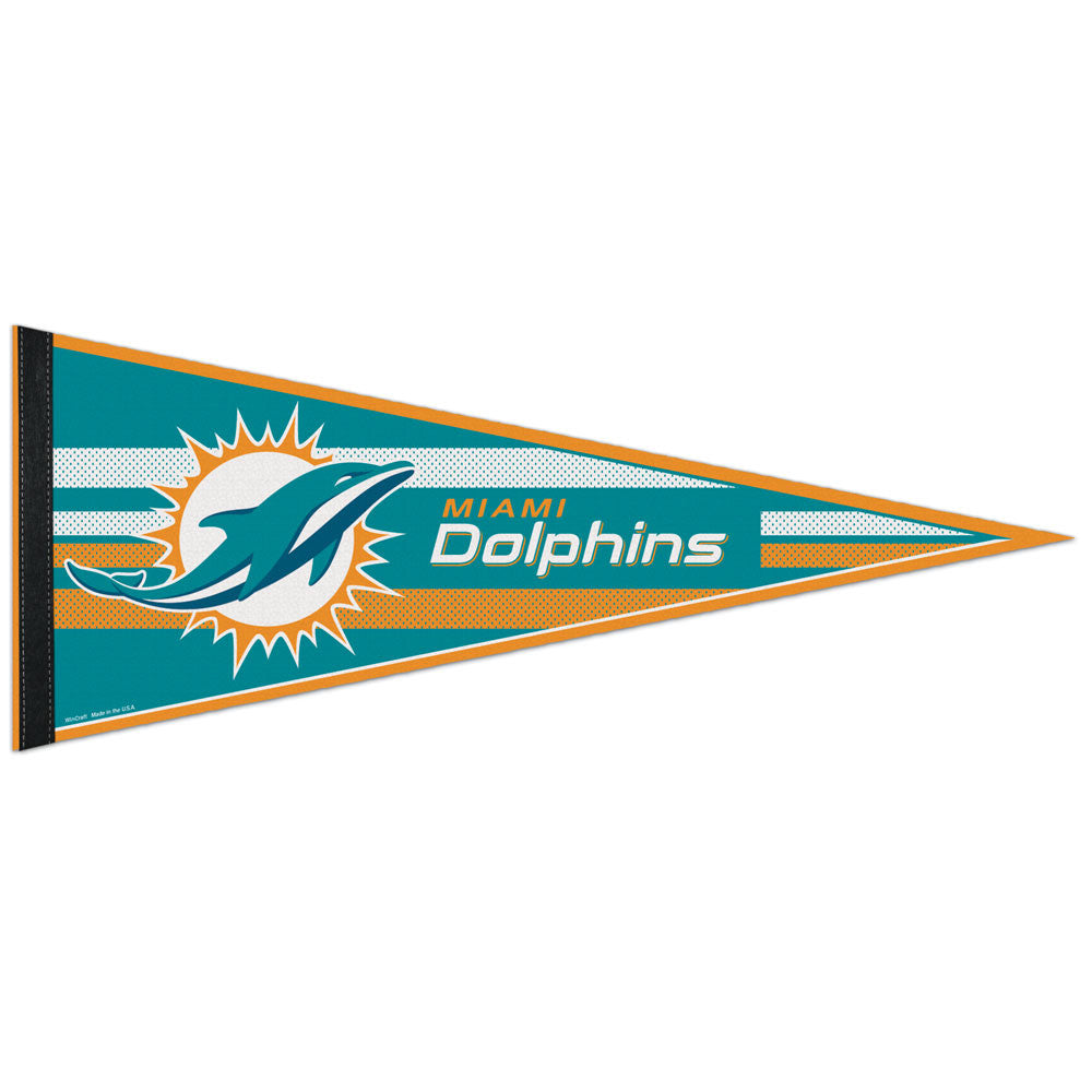 Miami Dolphins NFL Classic Pennant (12in x 30in)