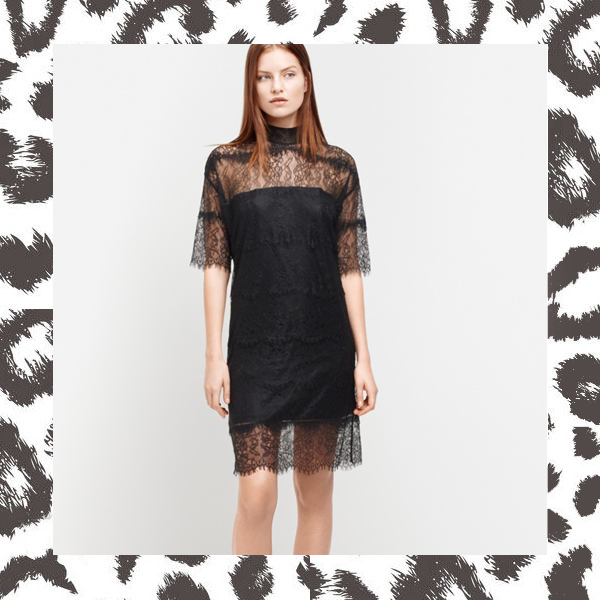Melly lace dress