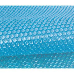 Above Ground Pool Blue Solar Cover 200 micron - H2oFun Ltd