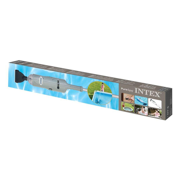 Intex Rechargeable Hand Held Vacuum Cleaner for Swimming Pools and Hot Tub Spas - H2oFun.co.uk