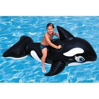 Intex Whale Ride On
