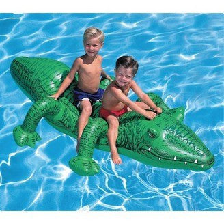 Intex Giant Gator Ride-On