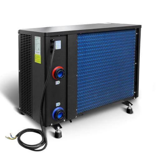 InverSmart 9kw Swimming Pool Heat Pump - Full Stepless Inverter With Wi-Fi - H2oFun.co.uk