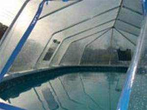 Fabrico Sun Dome Enclosures For Vogue Alias Pools - H2oFun.co.uk