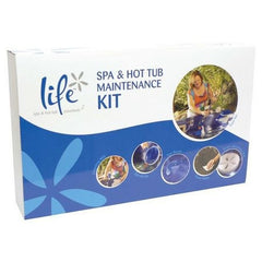 Spa And Hot Tub Maintenance Kit by Life - H2oFun.co.uk