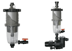 Multicyclone Filtration Device - H2oFun Ltd