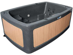 Duraspa S080 in Granite Grey from h2ofun.co.uk