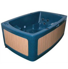 Midnight Blue Rorospa S080 Duraspa 2 Seater