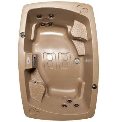 DuoSpa S080 2 Seat RotoSpa in Sandstone - H2oFun.co.uk