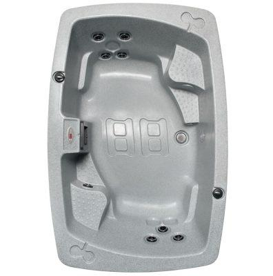 DuoSpa S080 2 Seat RotoSpa in Light Grey - H2oFun.co.uk