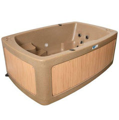 Duraspa S080 Sandstone 2 person hot tub from h2ofun.co.uk