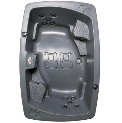 DuoSpa S240 2 Seat RotoSpa in Granite Grey - H2oFun.co.uk