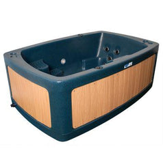 DuoSpa S240 2 Seat RotoSpa in Midnight Blue - H2oFun.co.uk
