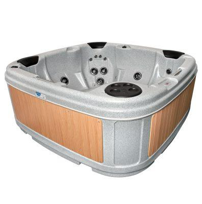 DuraSpa S380 5-6 Person RotoSpa in Light Grey - H2oFun.co.uk