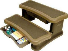 Smart Step - Spa Steps with Drawer Option - H2oFun Ltd