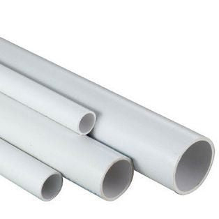 "Certikin Pipe 1.5"" White ABS Class C - 1.5 metre & 3 metre lengths - H2oFun.co.uk"