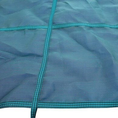 Deluxe Criss Cross Winter Debris Cover - H2oFun.co.uk